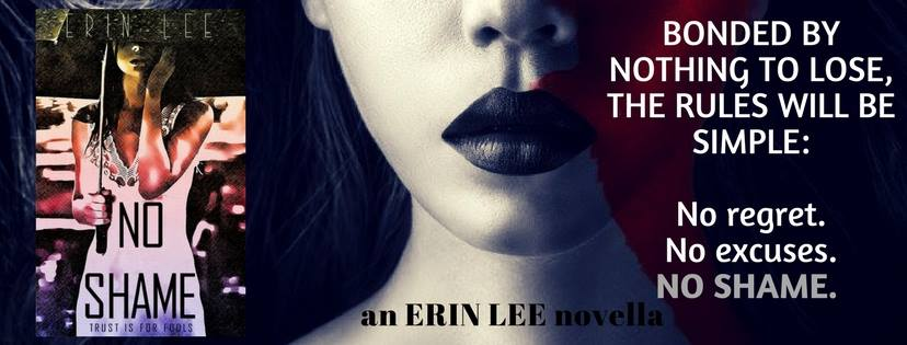 Erin Lee - No Shame banner