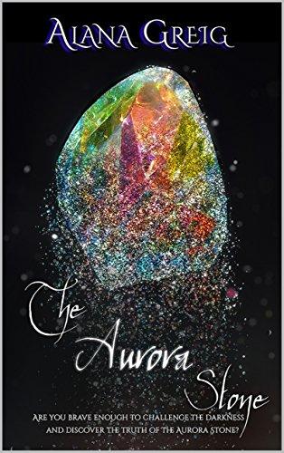Alana Greig - The Aurora Stone Cover New