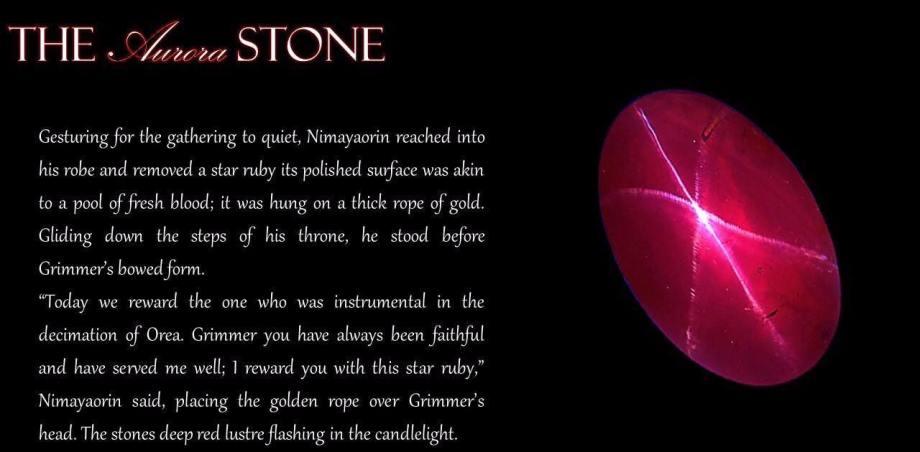 Alana Greig - The Aurora Stone Teaser2