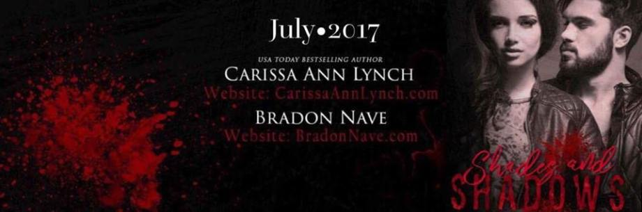 Carissa Lynch - Shades and Shadows Banner