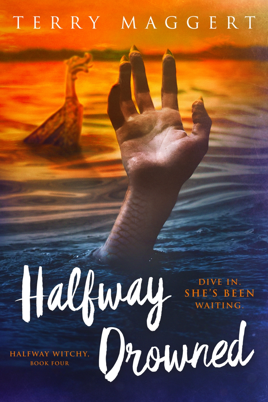 HalfwayDrowned.Ebook-B&N