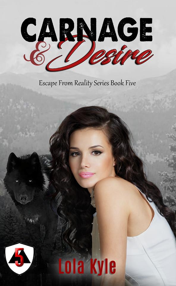 Lola Kyle - Carnage & Desire ebook cover NEW