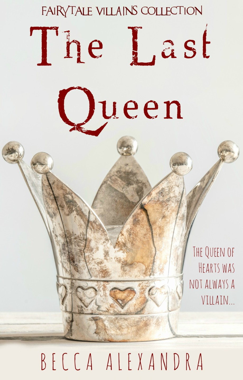 THE LAST QUEEN COVER