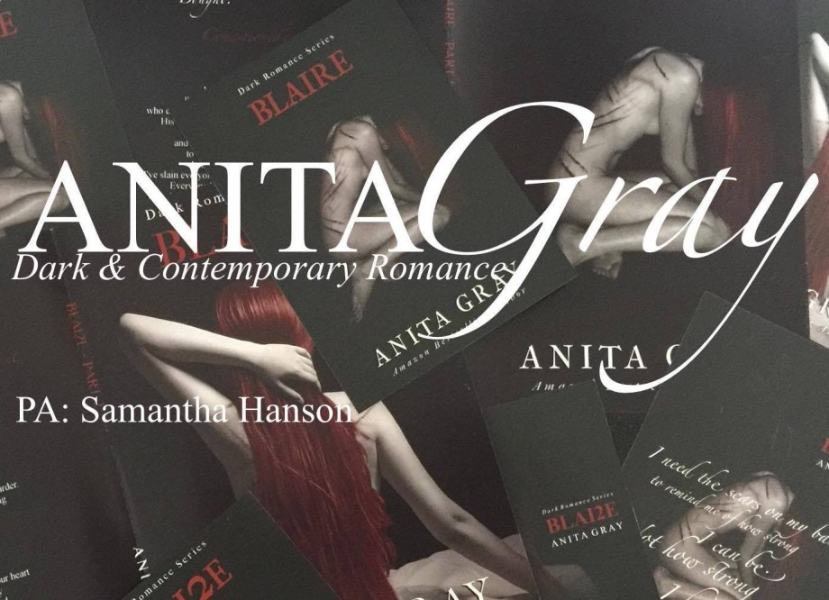 MY INTERVIEW WITH AUTHOR ANITA GRAY! – My Books-My World