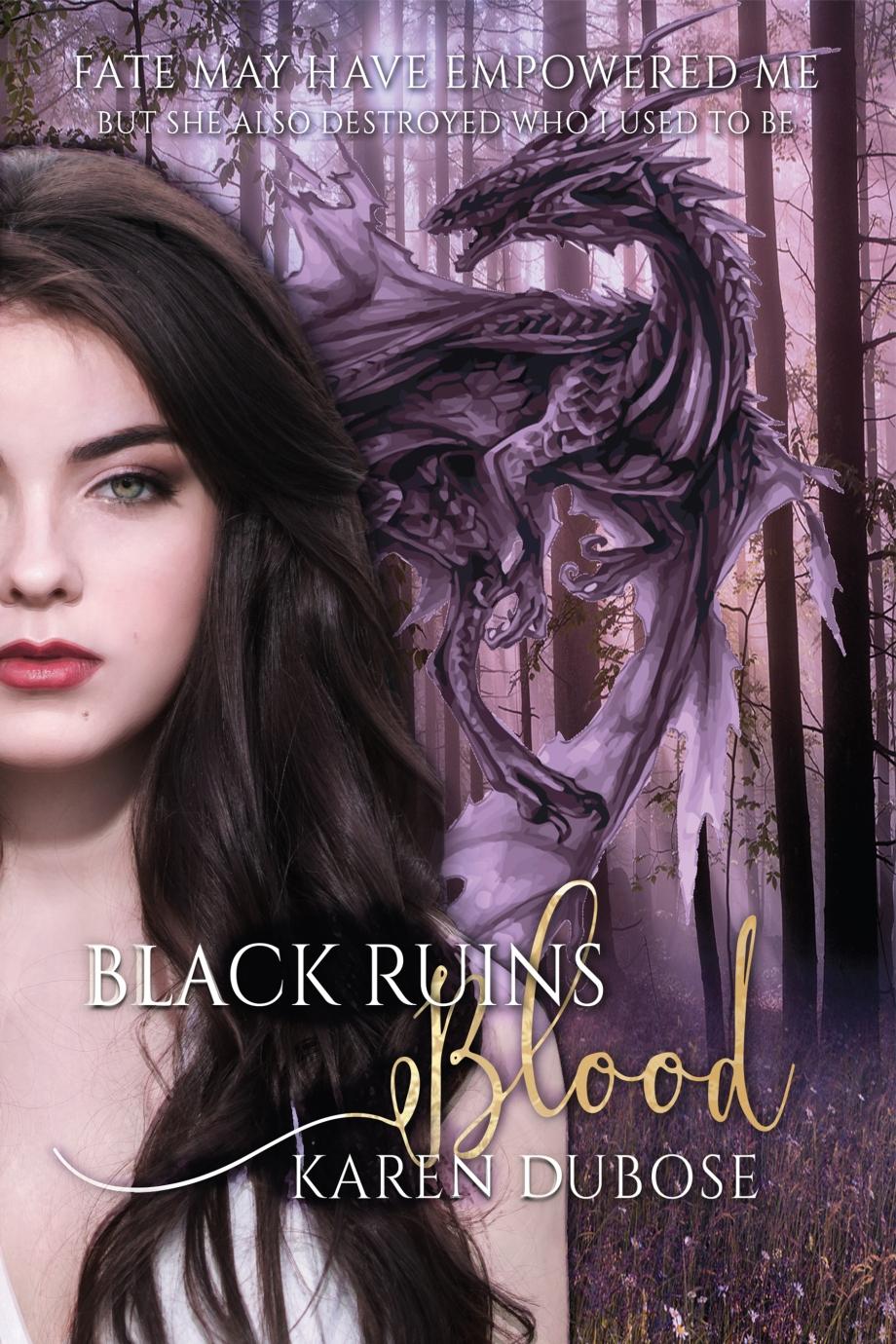 Black Ruins Blood FRONT