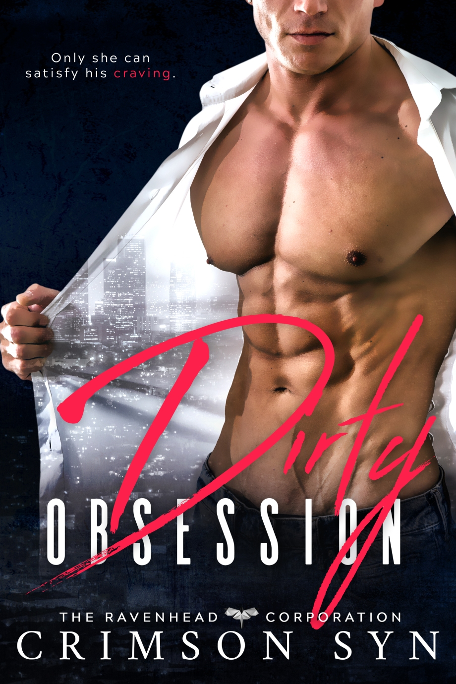 Dirty Obsession New Cover