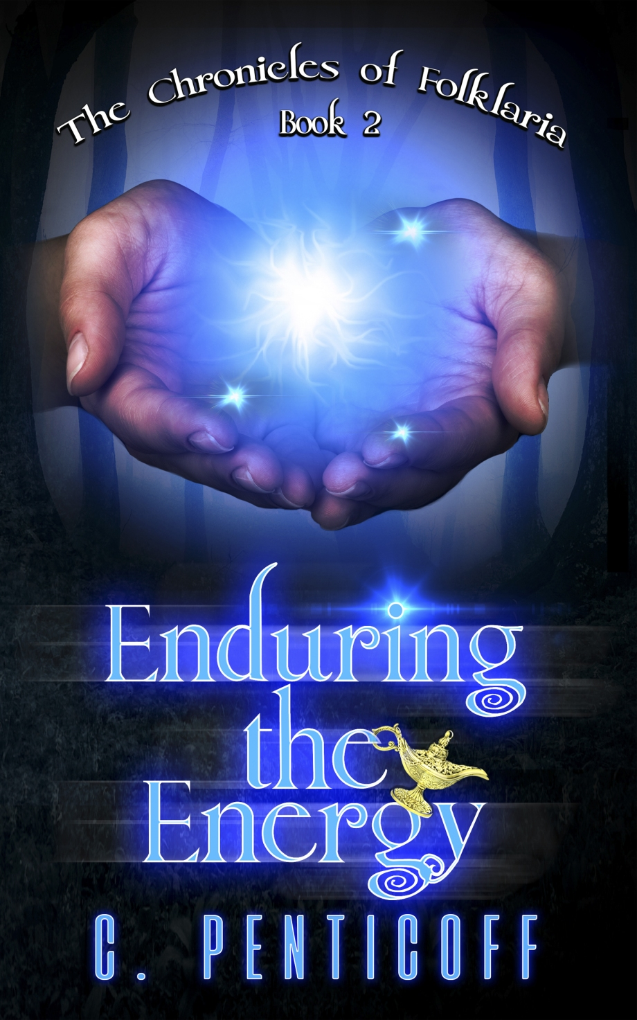 Enduring the Energy ebook cover