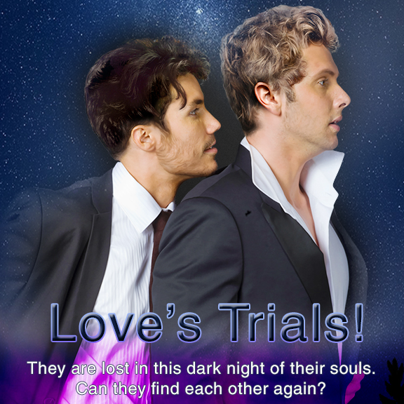 love's trials dark night of their souls with cover
