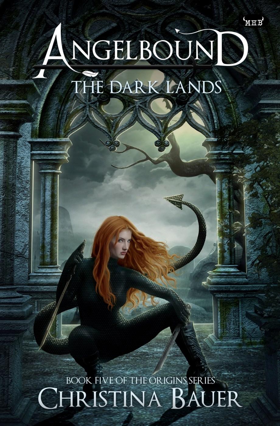 Dark Lands Front Cover