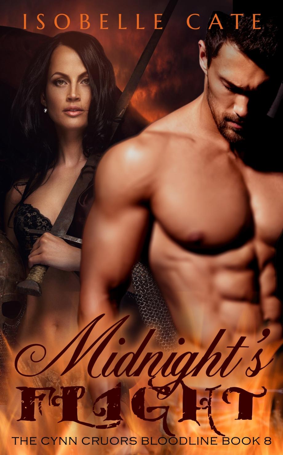 Midnight's Flight-front for kdp