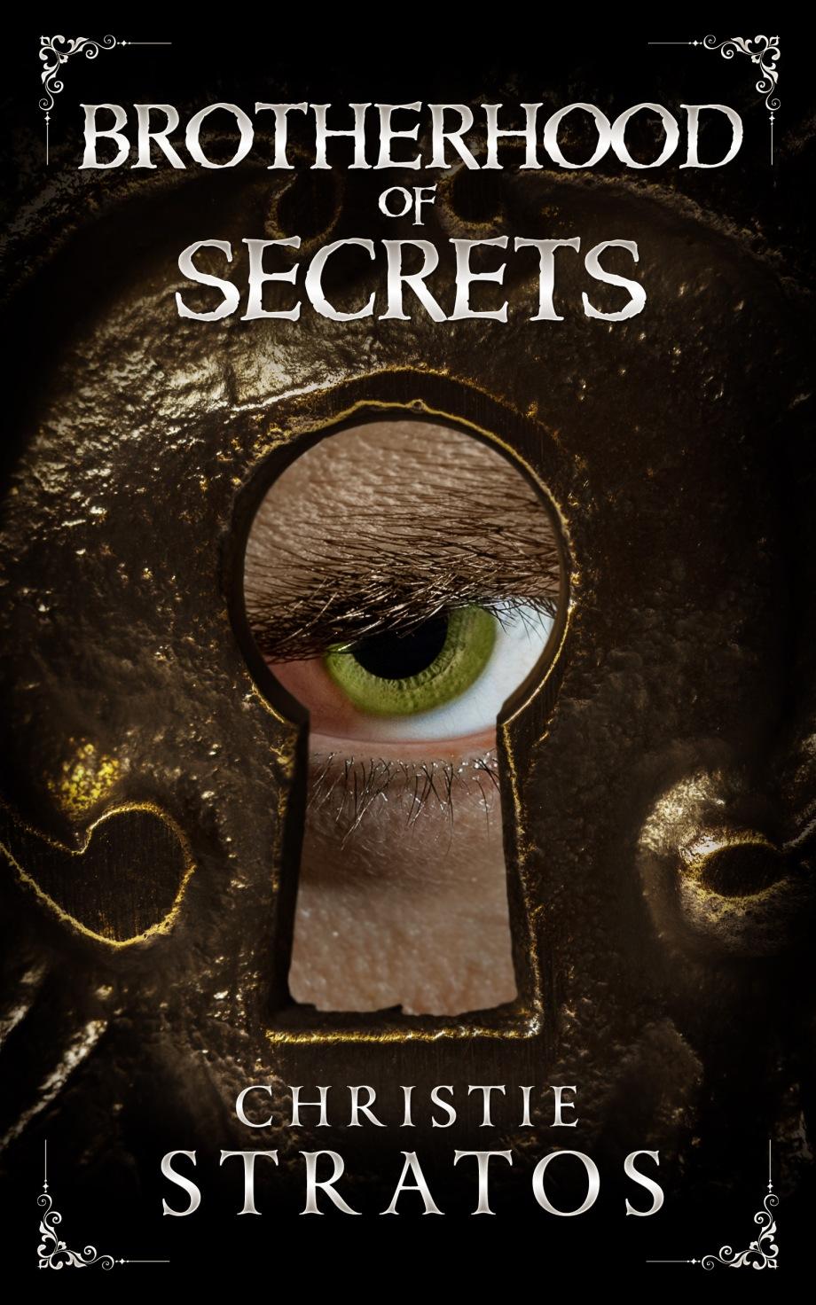 Brotherhood of Secrets ebook cover
