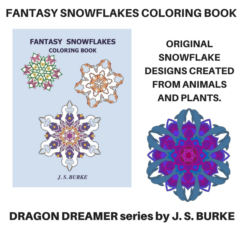 COLOR BOOK PROMO Dragon Dreamer by JS Burke (2)