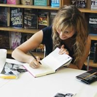 Shay Stone book signing
