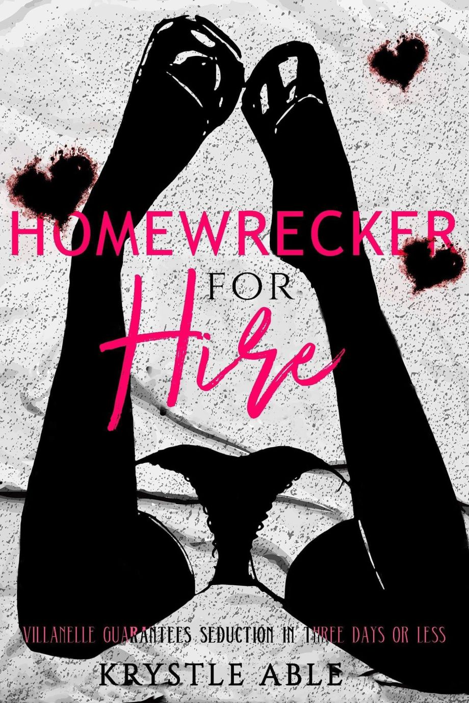 Krystle Able - Homewrecker For Hire Cover