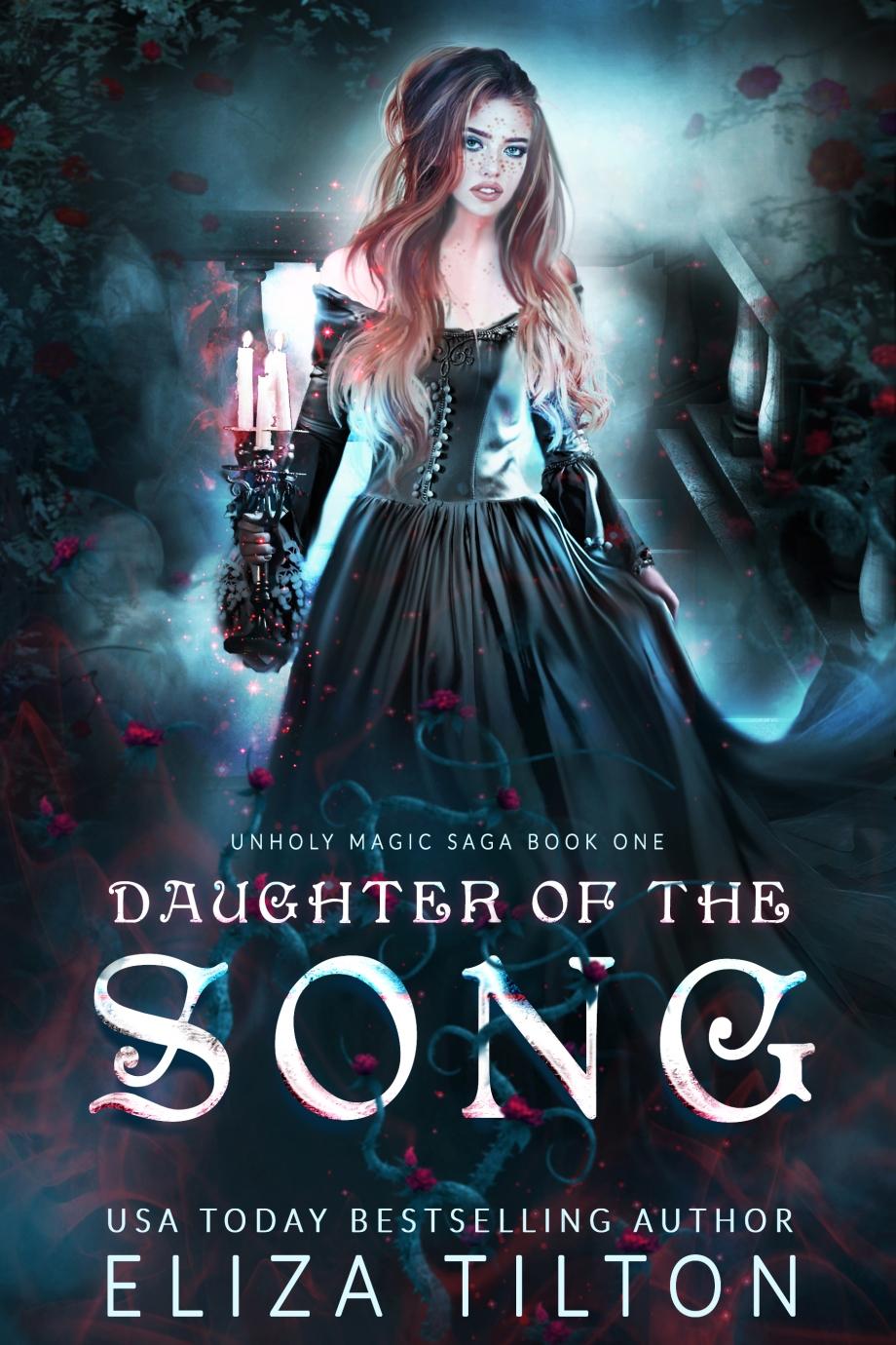 Eliza Tilton.Unholy Magic Saga.Daughter of the Song.ebook - Copy