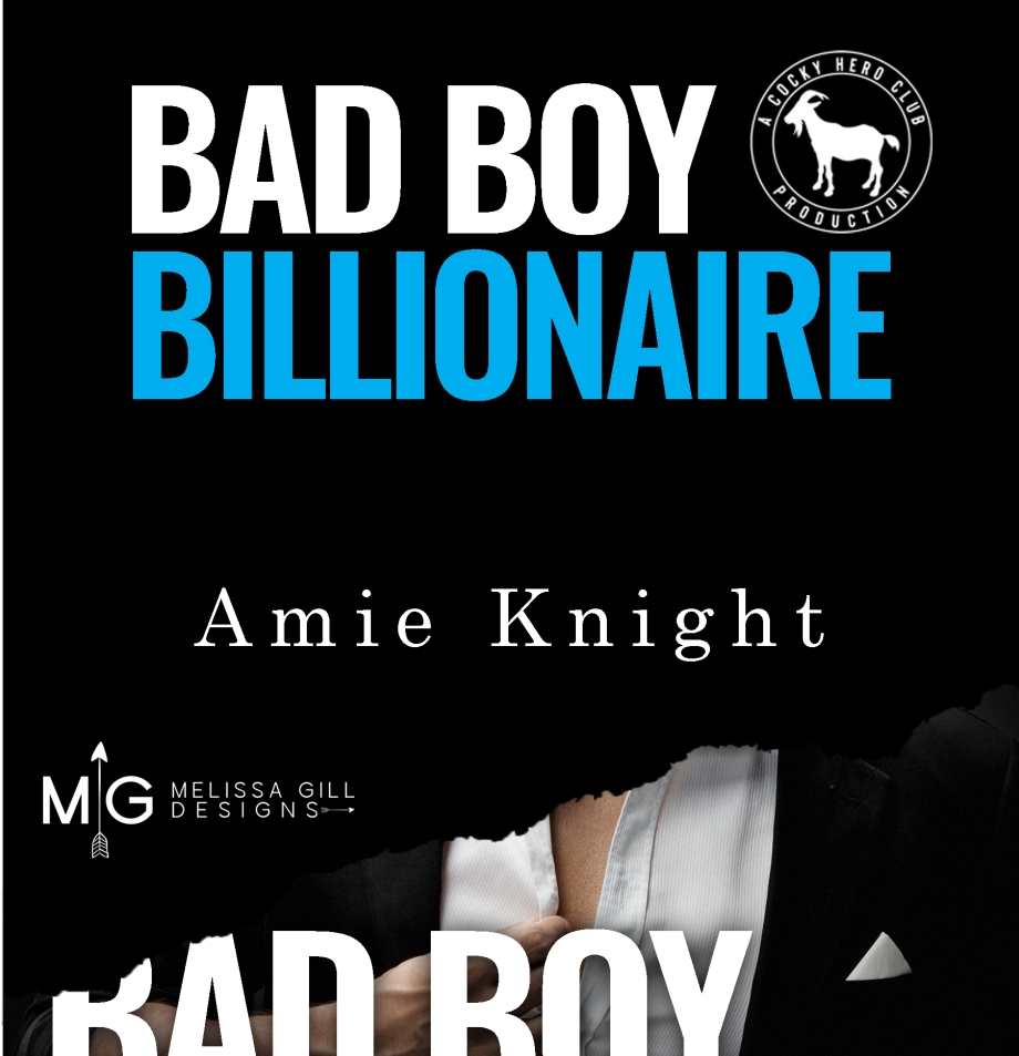 Bad Boy Billionaire Cover Coming Soon