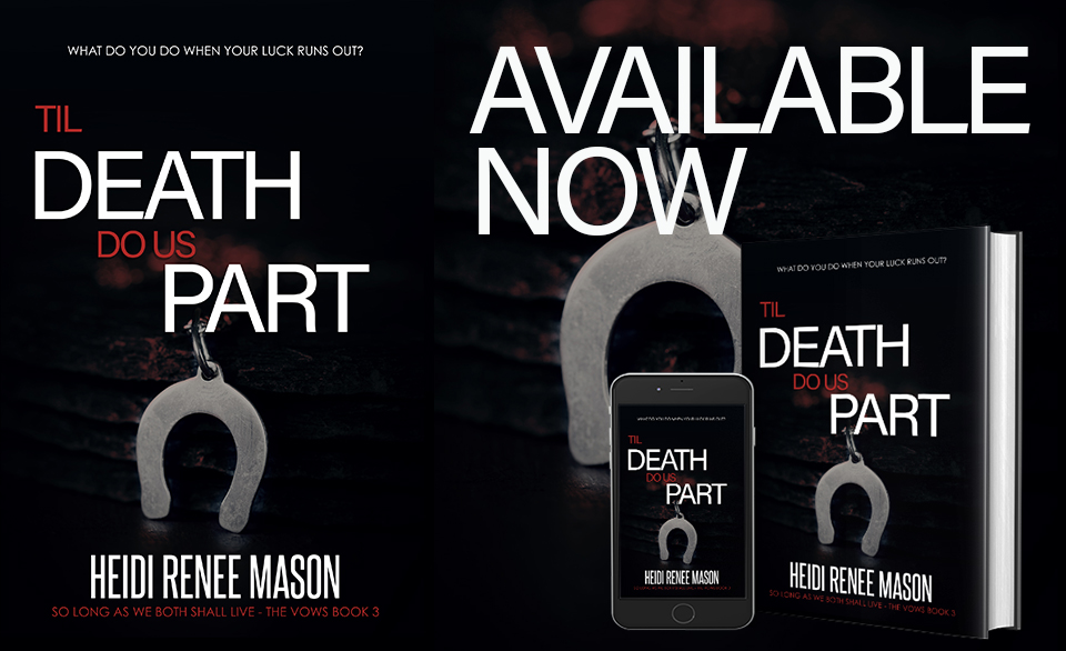 Til Death Do Us Part by Heidi Renee Mason – My Books-My World